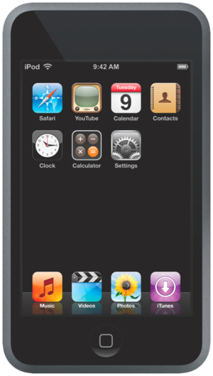 ipod touch firmware 3.1 3